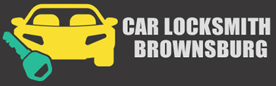 car  Locksmith brownsburg Logo